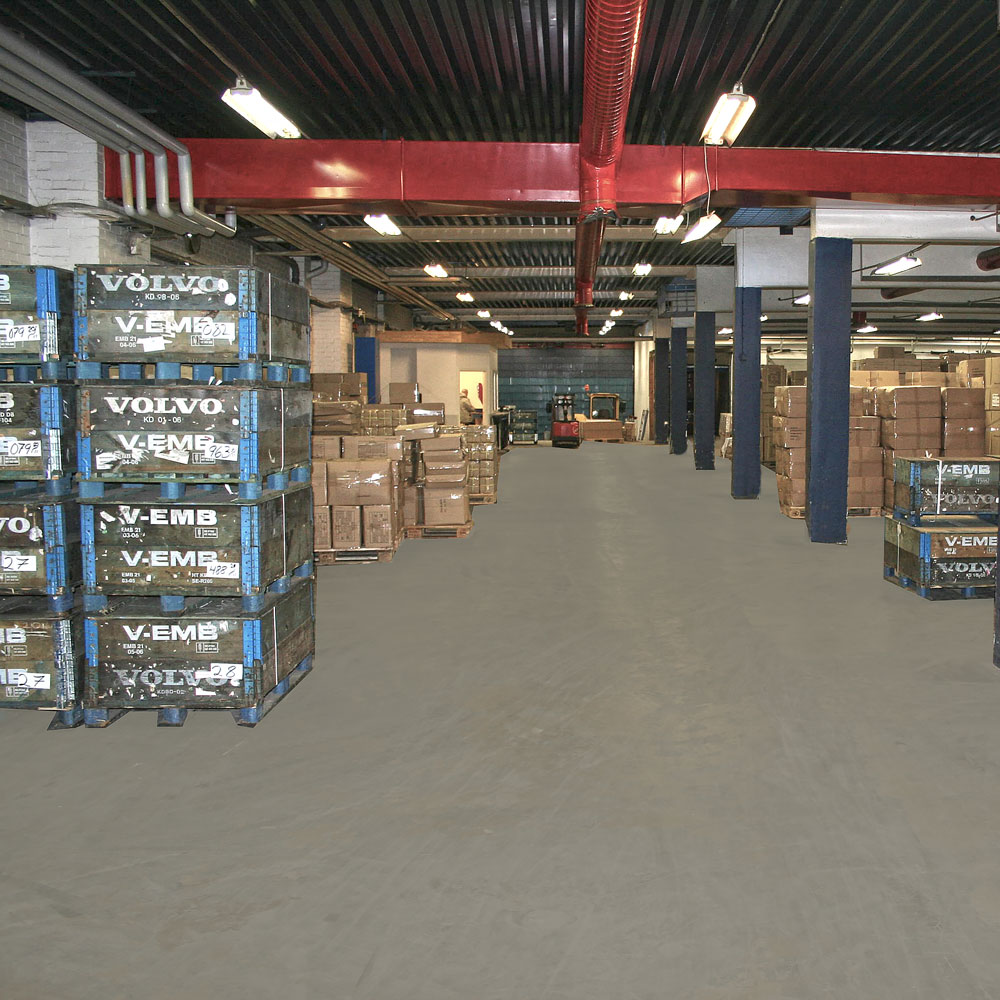Warehouse Storage room and repacking area